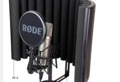 リフレクションフィルターRF-X〜取り付けるだけで高音質なナレーション録音が可能に