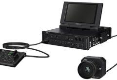 JVCからカメラ、ビデオ部、コントローラーが分離した4Kカメラ、GW-SP100