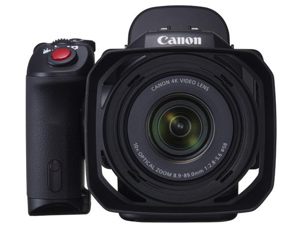 キヤノンの4KカメラXC10/XC10メモリーカードキット</br>の発売が6月25日に決定