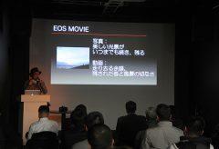 【CP+2016】村上悠太氏キヤノンブースにて 「てつ動画」の世界を講演