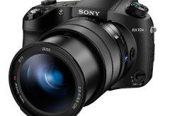 ソニー、24-600mmをカバーする大口径高倍率ズーム</br>RX10 Ⅲを発表</BR>4K/30p撮影に対応