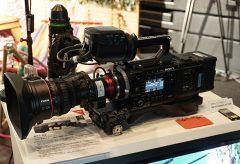 ソニー、業務用映像機器の内覧会を開催