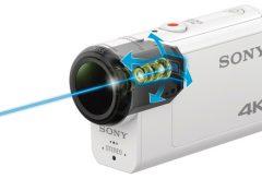 <FDR-X3000/HDR-AS300>ソニー新型アクションカムは空間光学ブレ補正搭載