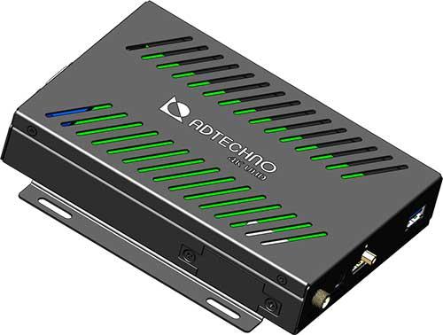 エーディテクノ、4K UHD/60p再生に対応するデジタルサイネージ向けメディアプレーヤーを発売