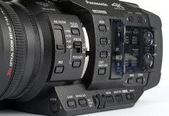 4K/60p優先のカメラ、AG-UX180はよくできている。これは売れそうだ