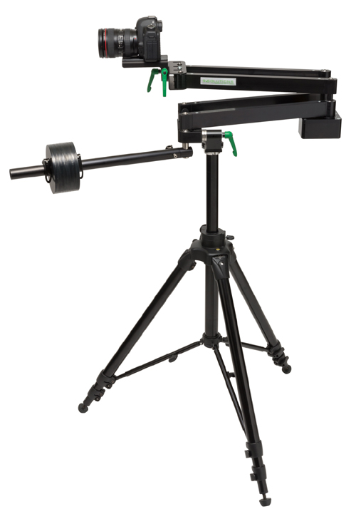 C-pan Camera Guide Arm