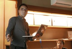 Videographer's Night@京都 「ビデオグラファーになった経緯と仕事の領域」岸田浩和氏