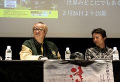 全編EOS 7Dで撮影された劇場公開映画『津軽百年食堂』の制作舞台裏