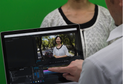 Surface Book & Premiere Pro実践レポート タッチスクリーンでこんな操作が可能になる!