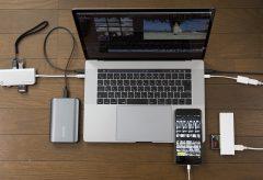 斎賀教授のアフターファイブ研究室〜アップルMacBook Proの新ポート問題