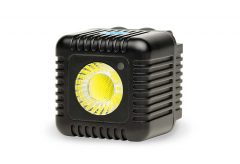 水深30mまでの防水に対応する小型LEDライトLUME CUBEがKPIで発売開始
