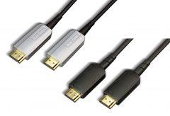 ラトックシステム、4K/60Hzにも対応したHDMI光ファイバーケーブル「RCL-HDAOC4Kシリーズ」発売