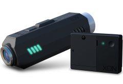 セレボ、スポーツを可視化するアクションカメラREC-1を発売