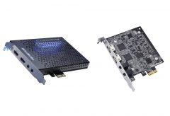 アバーメディア・テクノロジーズ、ライブ配信向けPC内蔵型キャプチャーボード2種類を発売