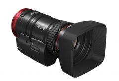 キヤノン、COMPACT-SERVO望遠レンズ CN-E70-200mm T4.4 L IS KAS S を発売