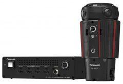 パナソニック、非圧縮4K出力対応の業務用360度ライブカメラを8月に発売