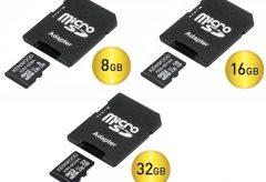JVCケンウッド、高耐久タイプmicroSDHCメモリーカード3製品を発売