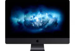 アップル、Retina 5Kディスプレイ、最大18コアXeonプロセッサを搭載のiMac Pro を12月に発売