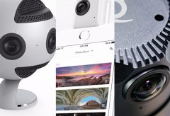 VR未来塾、「VRカメラ最前線 2017夏」を開催。話題の一体型VRカメラ・Insta360 ProやZ CAM S1の実機も展示。