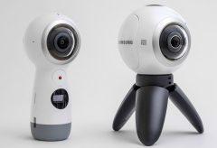 こけし型の360度カメラ・サムスンGear360 SM-R210レビュー! 新旧モデルを検証してみた