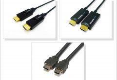 ジャパンマテリアル、次世代HDMIケーブル新製品3種を発売