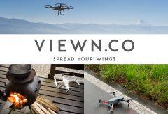 株式会社ビューン、ドローンカルチャーの発信拠点 VIEWN を東京・お台場にオープン