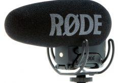 銀一、RODEのオンカメラマイク VideoMic Pro+ を発売