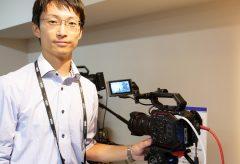 「ビデオグラファーのための映像制作機器セミナー&展示会」at銀一 【展示会編】Part 2 パナソニックEVA1
