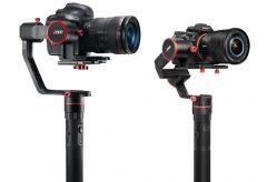Grow、一眼からコンデジ・アクションカメラを一台でカバーするハンドジンバル・FeiyuTech α2000 / α1000 を発売
