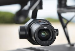 DJI、プロ向け空撮用 Super 35mm デジタルシネマカメラ ZENMUSE X7 を発表