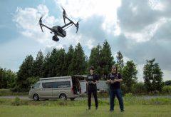 アマナドローンスクール、プロのテクニックを学べる「2オペ空撮テクニック講座」を新設