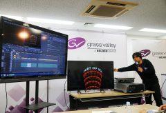 グラスバレー、EDIUS Pro 9の記者発表会を開催