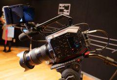 「パナソニック映像」のソリューション展が10月19、20日の2日間にわたって開催された