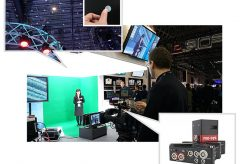 朋栄、Inter BEE に StarTracker、InfinitySet などバーチャル関連製品を出展