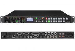 ローランド、会議室や結婚式場でも使いやすい省スペース型HDビデオスイッチャー・XS-62S を発売