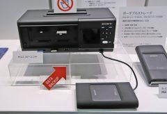 ソニー、PCレスコピーユニットを技術展示