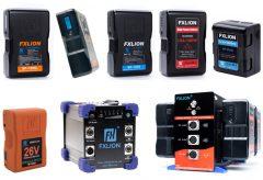 ケンコープロフェショナルイメージング、撮影機材・照明機材用バッテリー FXLION を発売