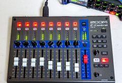 【レポート】ZOOM FRC-8 は F4、F8 を快適に使うためのコントールパネル