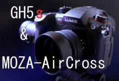 【Views】『GH5Sに敢えて手振れ補正の無いレンズを付けて撮影したらこうなりました・・』2分40秒