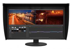 EIZO、HDR映像制作用の31.1型4Kモニター「ColorEdge CG319X」を発表 NAB Show 2018にて初出展【SL15713】