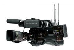 """JVC、「NAB Show 2018」で新コンセプト""""CONNECTED CAM""""の業務用ハイエンドカメラレコーダー「GY-HC900」初公開【C4315】"""