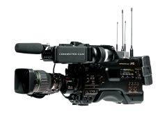 """JVCケンウッド、IP連携を実現する""""CONNECTED CAM""""の第一弾として2/3インチHDメモリーカードカメラレコーダー「GY-HC900」を発売"""