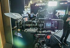 【NAB Show2018】キヤノンではフルフレームシネマカメラC700 FFをはじめ、企画中の製品の参考展示も