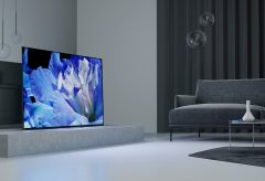 ソニー、4K高画質プロセッサーを搭載した有機ELテレビ、液晶テレビなど4Kブラビア全14機種を発売