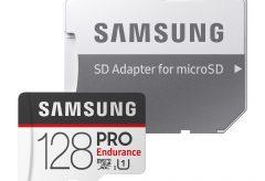 サムスン、高耐久を実現したmicroSDHC/microSDXCカード 「Samsung PRO Endurance」の3容量モデル(32GB/64GB/128GB)を販売