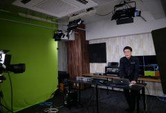 ブラックマジックデザインのライブプロダクション製品が使われている現場〜パンダスタジオ