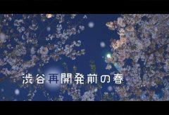 【Views】『渋谷再開発前の春』3分16秒~大都会の真ん中、再開発によりこの景色は今年が最後となった東京渋谷桜丘の桜まつりを描く