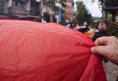 【Views】『赤い風船』6分~台湾シーフェンの名物ランタン飛ばし、その開催場所は!?