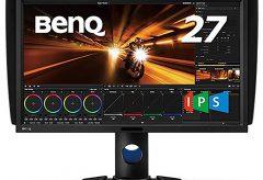 BenQ、 正確な色再現が可能な映像編集向け27型WQHDカラーマネジメントディスプレイ「PV270」を発売