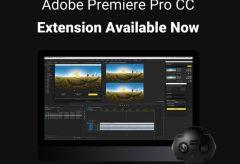 速攻レビュー! Insta360 ProユーザーのためのAdobe Premiere Pro CC「No-Stitch」編集用拡張機能を試す